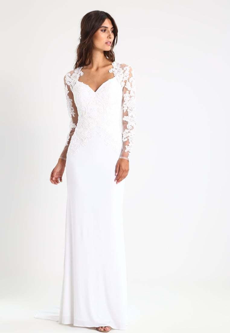 vestido de novia barato zalando - Vestidos de Novia Low Cost 2016