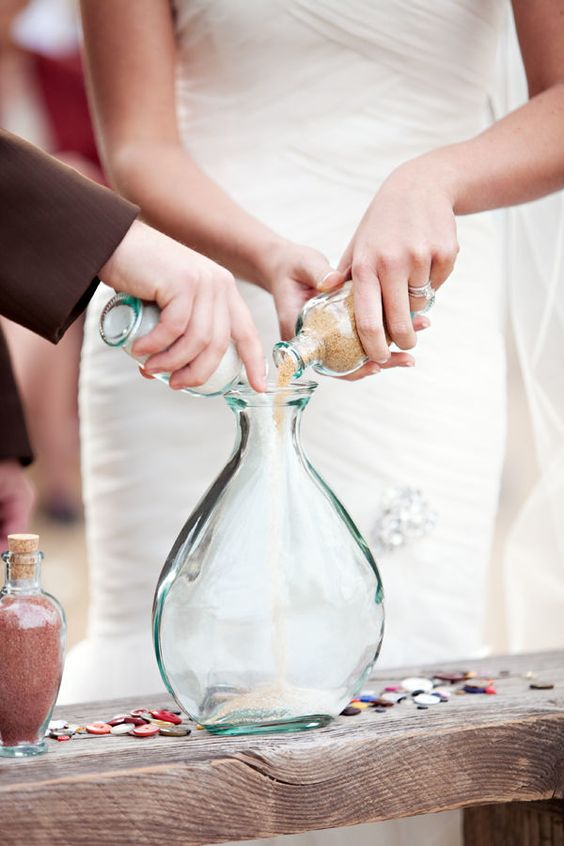 Matrimonio Simbolico De La Arena : Ceremonia de la arena para bodas civiles