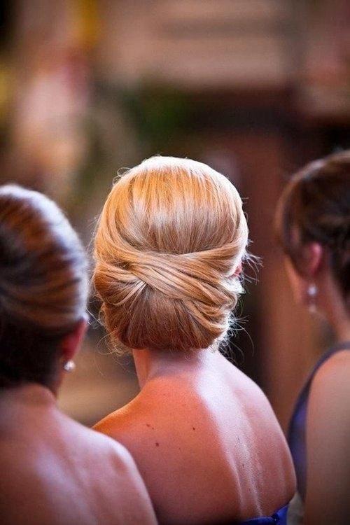 peinado clasico novias recogidos bajos para bodas - Recogidos De Novia Bajos