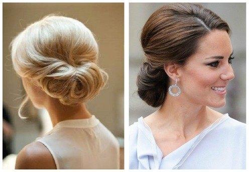 peinados clasicos para novias