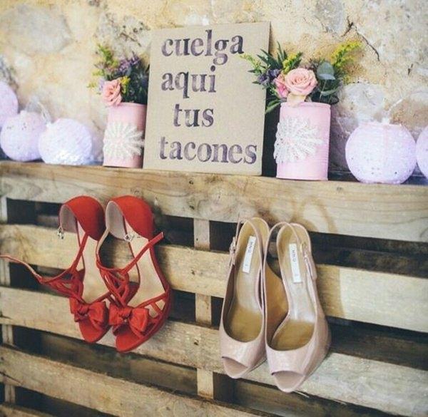 Consejos para elegir tus zapatos de novia diario de una for Ideas para regalos de boda