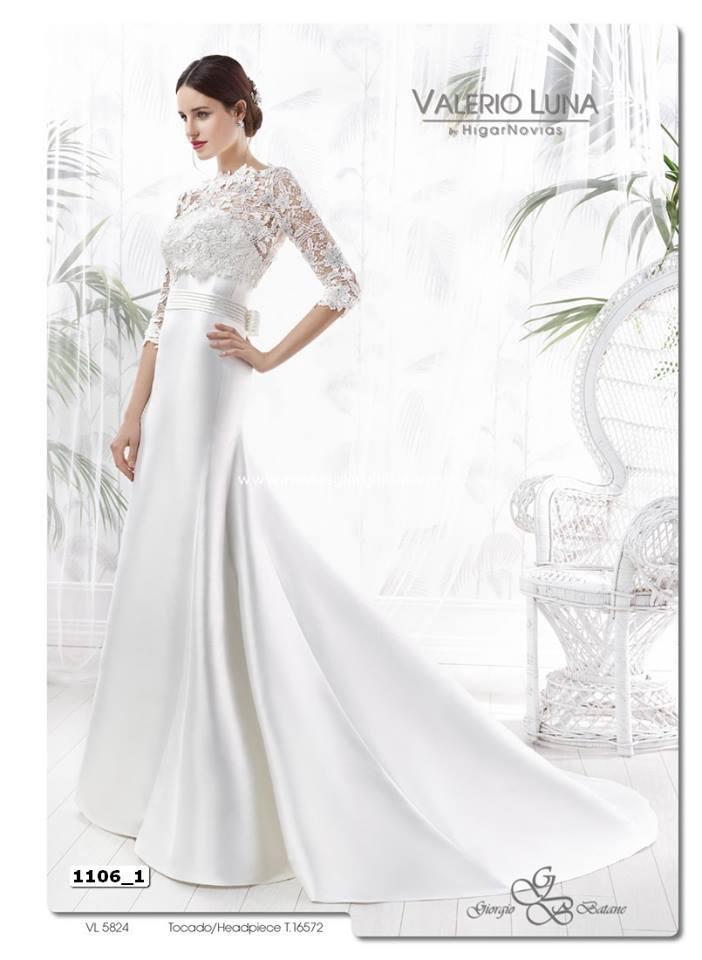 Vestido de novia barato madrid