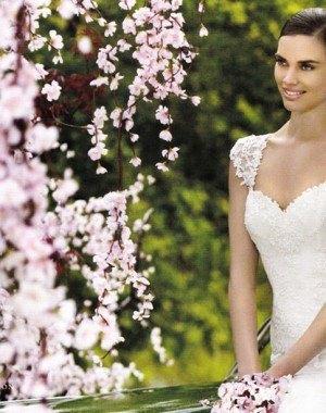 vestidos de novia st patrick