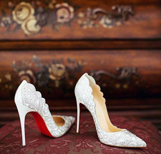 Consejos para elegir tus zapatos de novia diario de una for Novias originales 2017