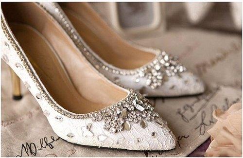 Descubre si eres una novia princesa, sexy o elegante 👰: Zapatos 2