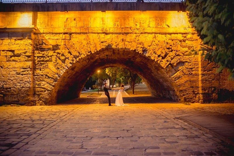 Postboda en Sevilla Rio puente