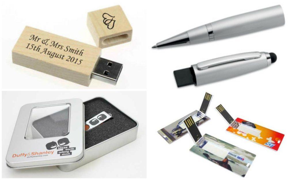 USB personalizados para bodas