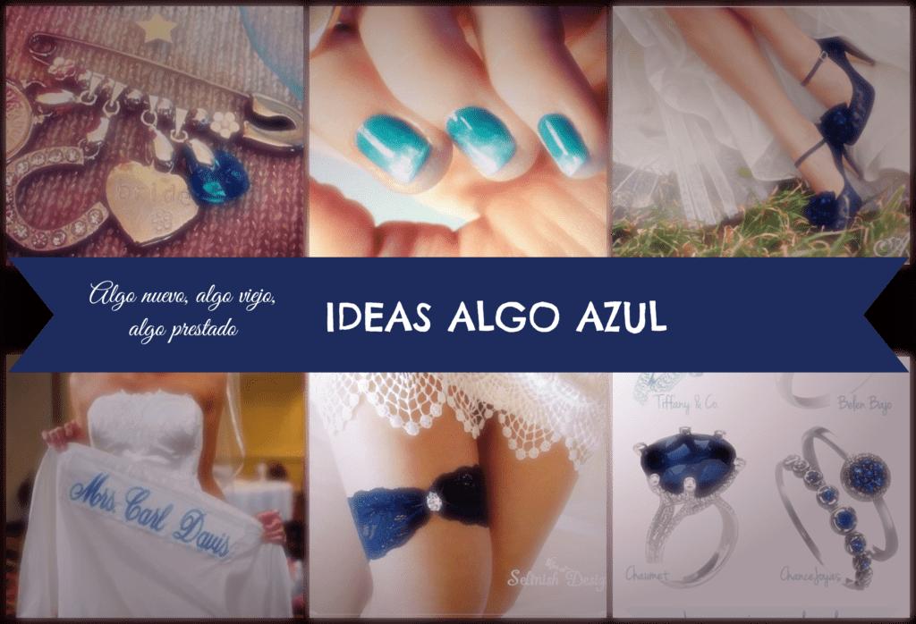 "ideas algo azul - Ideas para tu ""Algo Azul"""