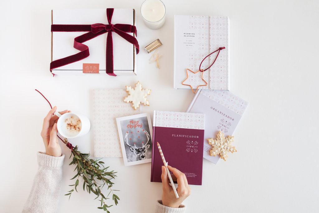Agenda de Boda Navidad