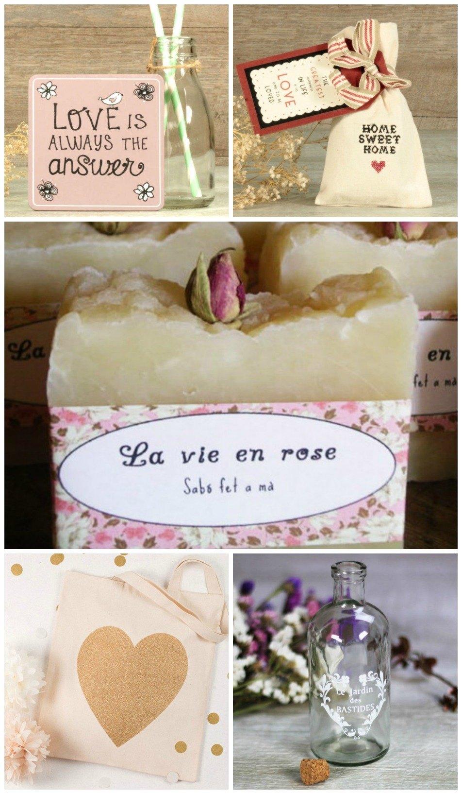 detalles para una boda original