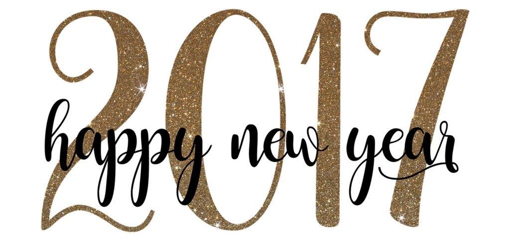 Feliz año nuevo 2017 - Mis Mejores Deseos para el Nuevo Año