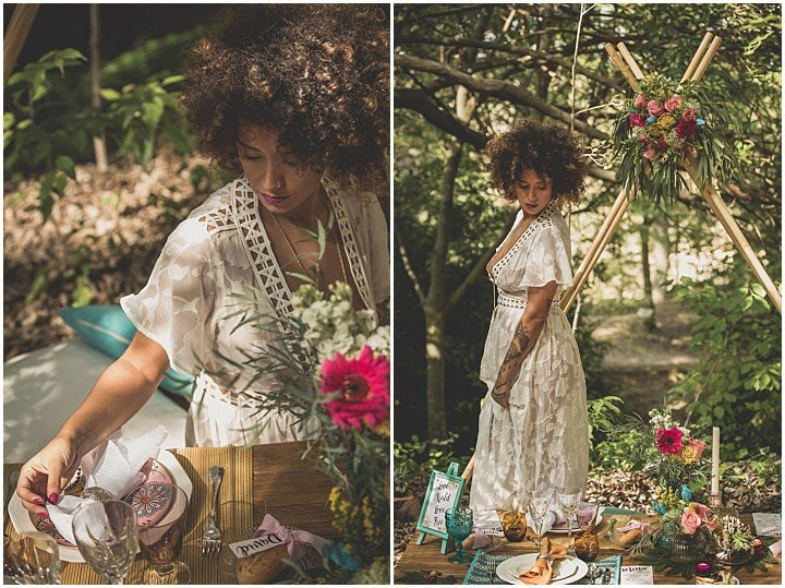 Inspiración boda bohemia 2 1 - Editorial con Inspiración Bohemia: Love Wild, Love Free