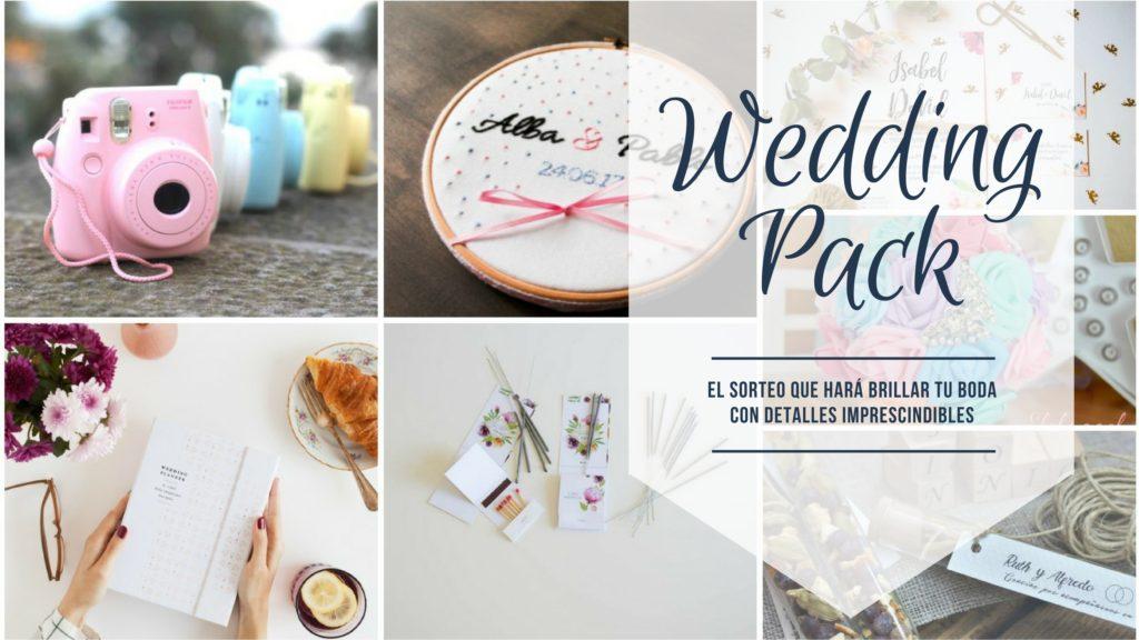Wedding Pack - Ho Ho Ho Sorteo Wedding Pack 2017