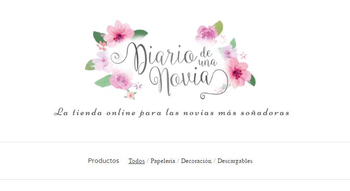 preview diario de una novia shop e1483124002713 - Mis Mejores Deseos para el Nuevo Año