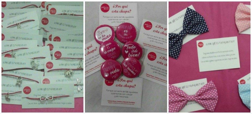 regalos solidarios contra el cancer