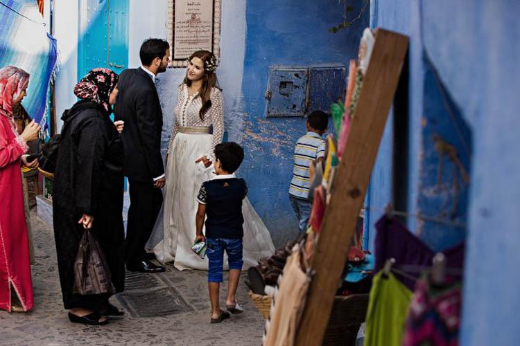 Boda Marrakech 10 - PostBoda en Chaouen, un Precioso Pueblo Azul en Marruecos
