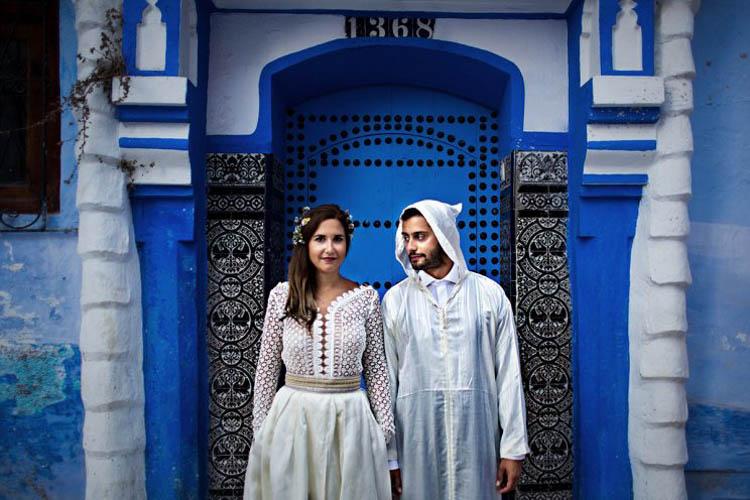 Boda Marrakech 13 - PostBoda en Chaouen, un Precioso Pueblo Azul en Marruecos