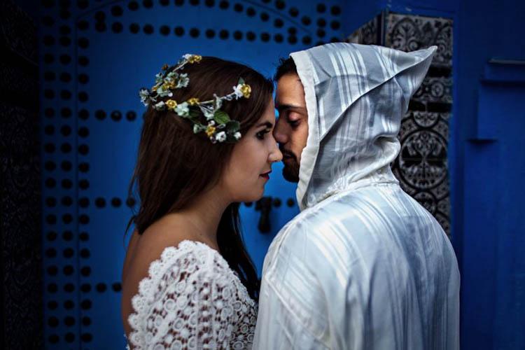 Boda Marrakech 14 - PostBoda en Chaouen, un Precioso Pueblo Azul en Marruecos