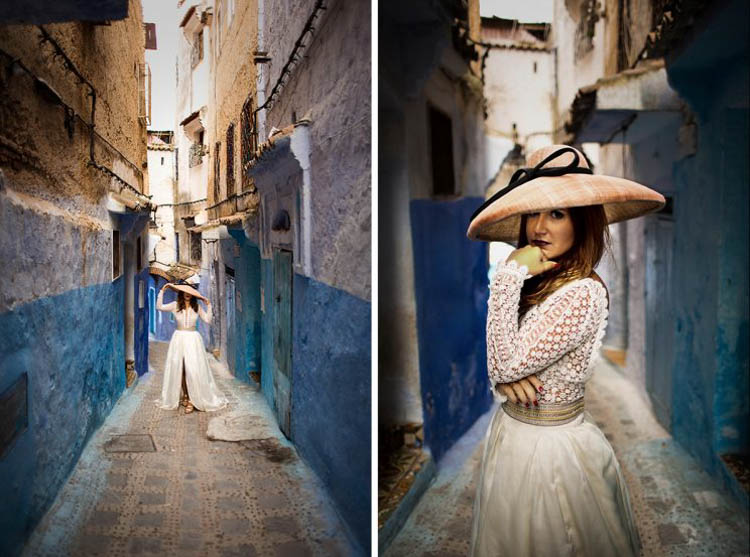 Boda Marrakech 17 - PostBoda en Chaouen, un Precioso Pueblo Azul en Marruecos