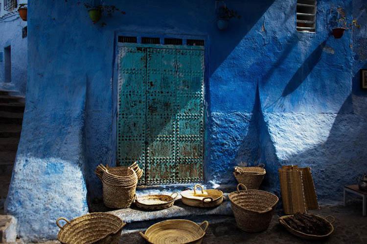 Boda Marrakech 2 - PostBoda en Chaouen, un Precioso Pueblo Azul en Marruecos