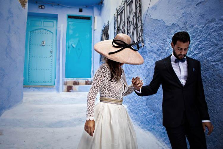 Boda Marrakech 20 - PostBoda en Chaouen, un Precioso Pueblo Azul en Marruecos