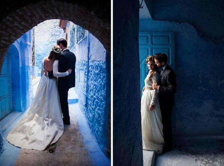 Boda Marrakech 7 - PostBoda en Chaouen, un Precioso Pueblo Azul en Marruecos