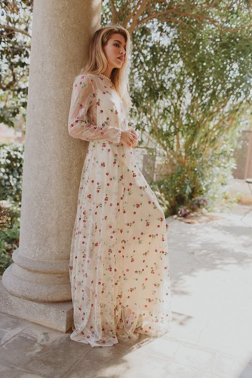 Vestido de Novia Bohemio Immacle Tanger 6