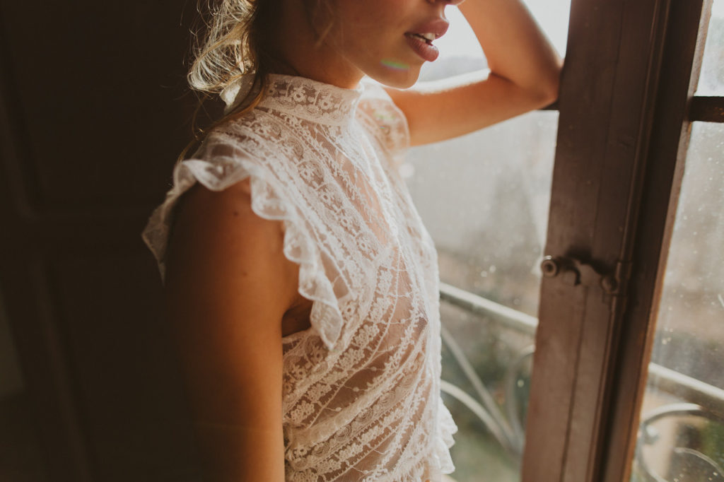 Vestido de Novia Bohemio Immacle Tanger 9