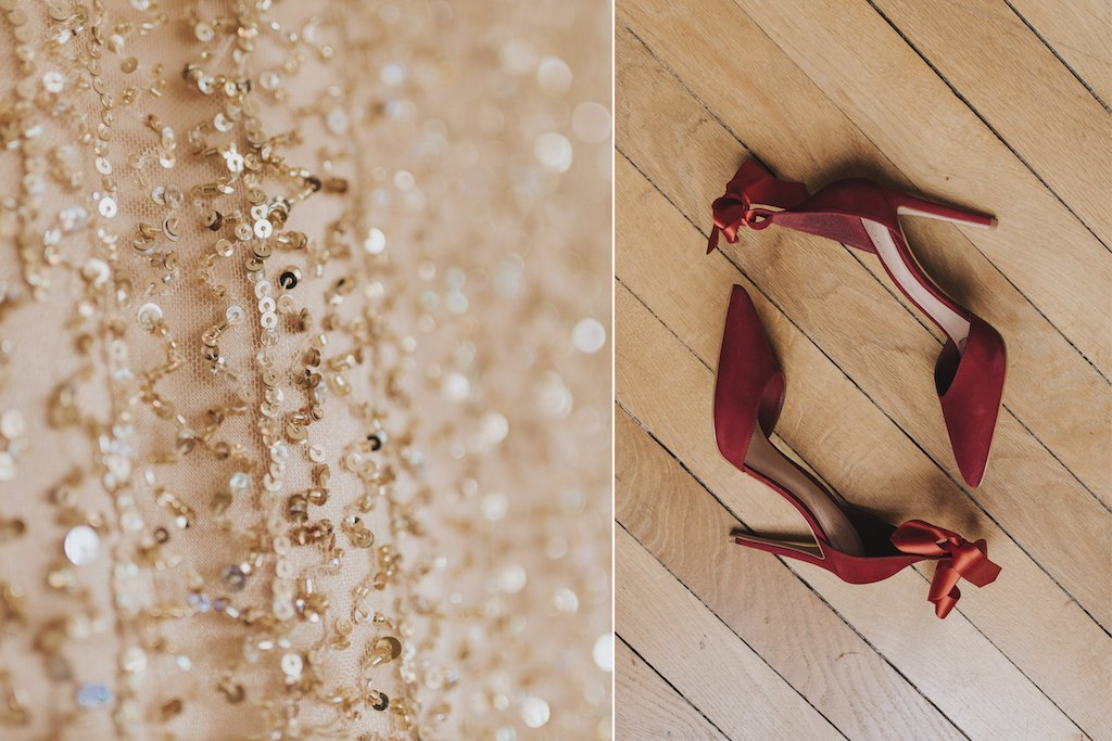 bride with a golden wedding dress 01126 SCM4526 - Maggy, La Novia con el Vestido Dorado