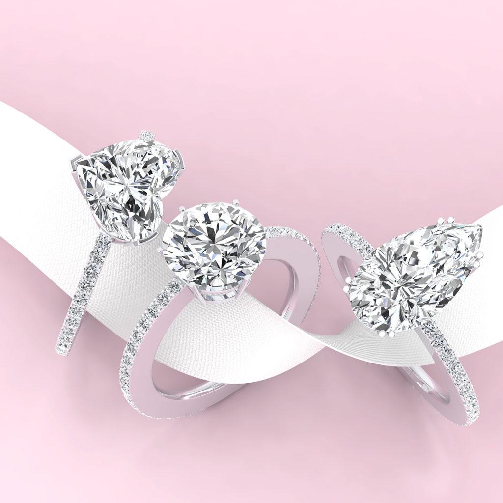 elegir el anillo de compromiso - Cómo Elegir el Anillo de Compromiso sin ser Descubierto