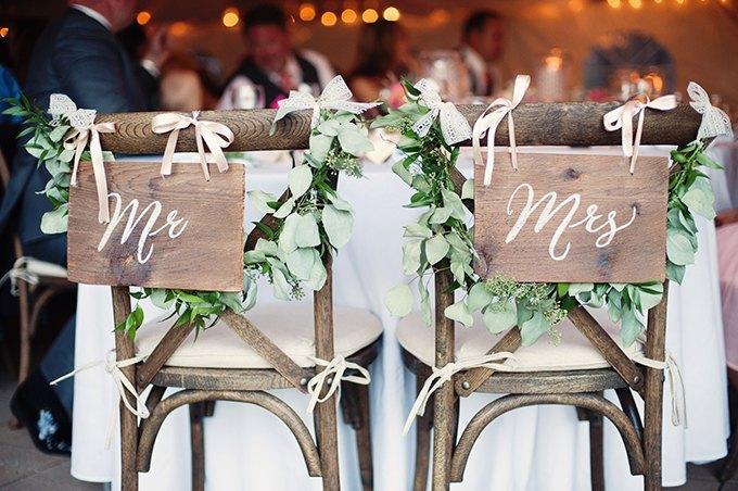 sillas rusticas para bodas