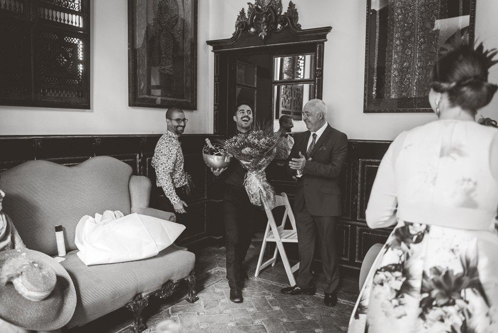 29 - La Divertida Boda de Rocio y Javier en Villa Luisa