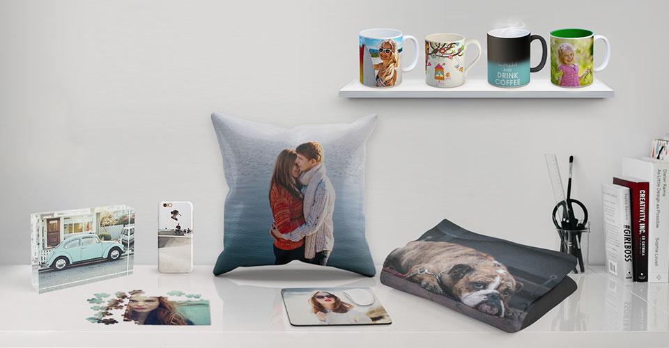 fotos de tu boda en productos de regalo