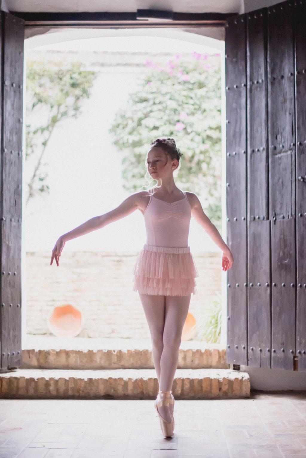 Bailarina 3 - El Sueño de una Novia Bailarina
