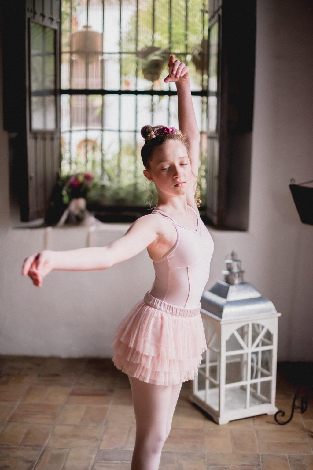 Bailarina 5 - El Sueño de una Novia Bailarina