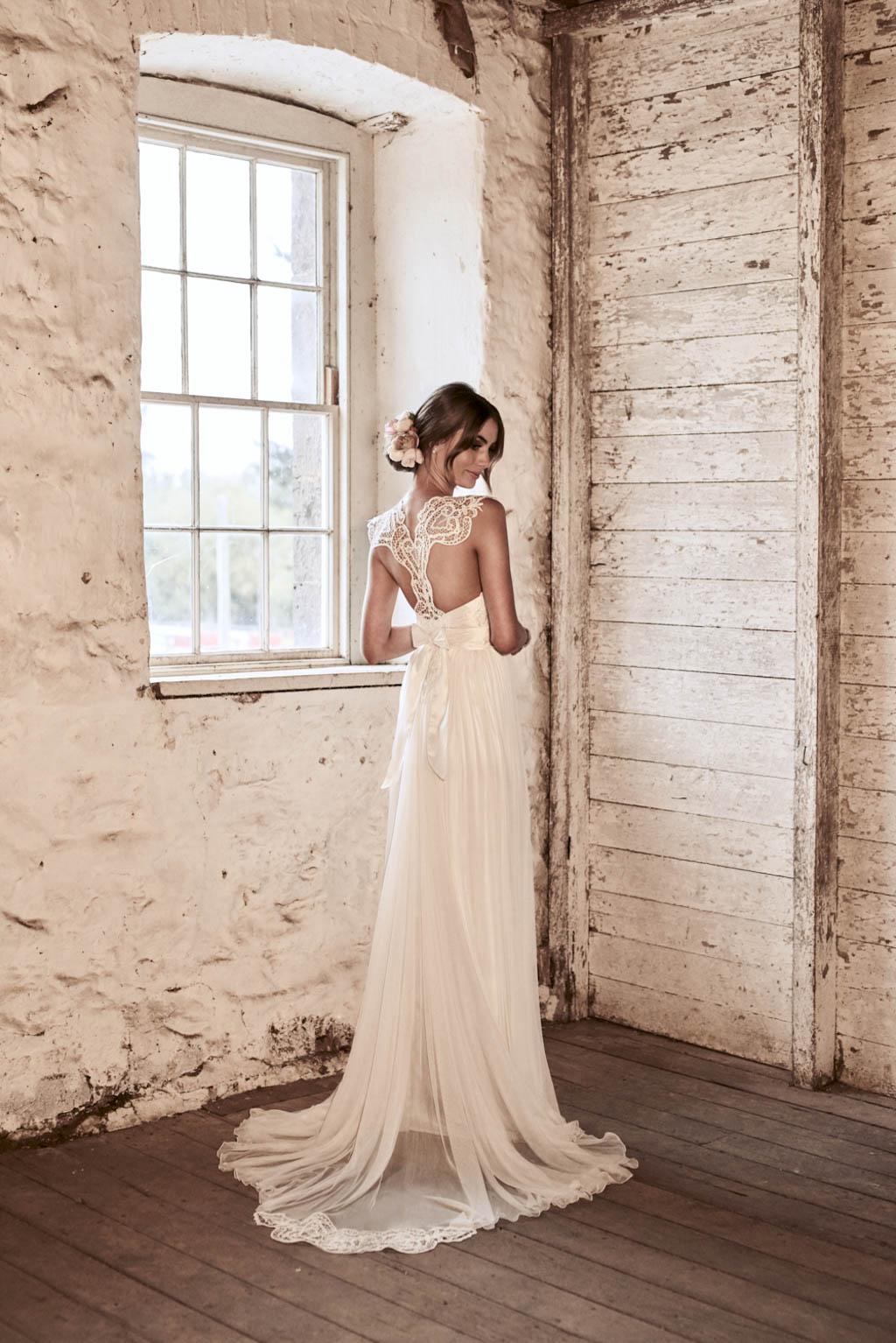 Vestidos de Novia Anna Campbell 2017-18