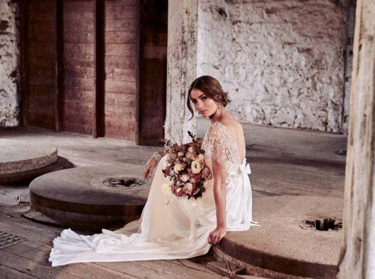 vestidos de novia anna campbell u eternal heart