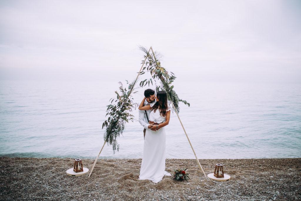SandraIzan 91 - Waves in Love - Inspiración Boho en la Playa