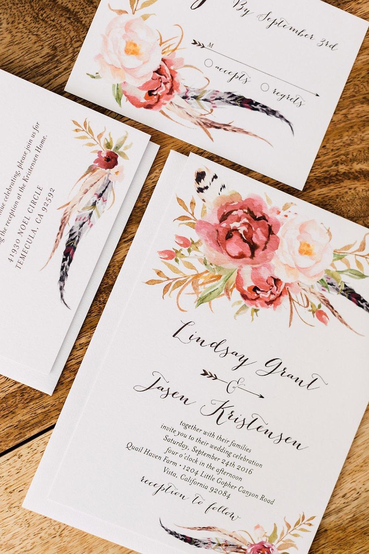 colores para la papelería de tu boda