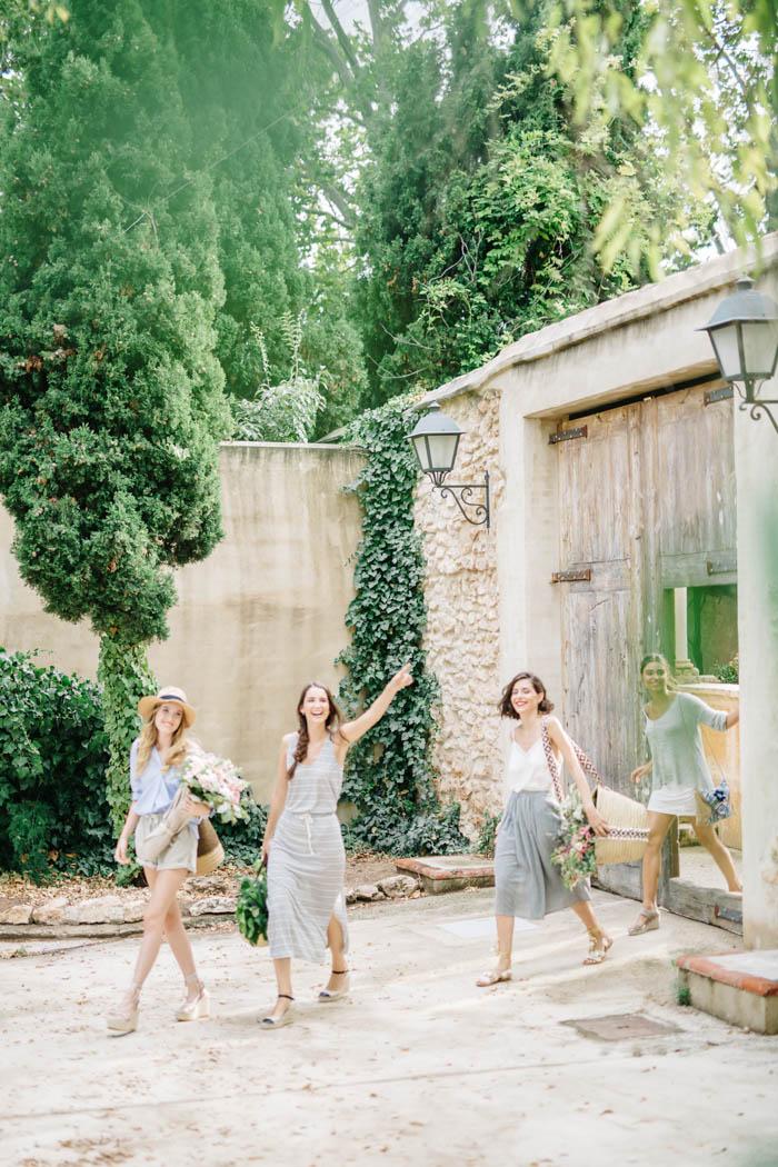 BRIDAL PARTY TOGETHER JARDINMAMAANA 3 - Una Bridal Party Mediterránea