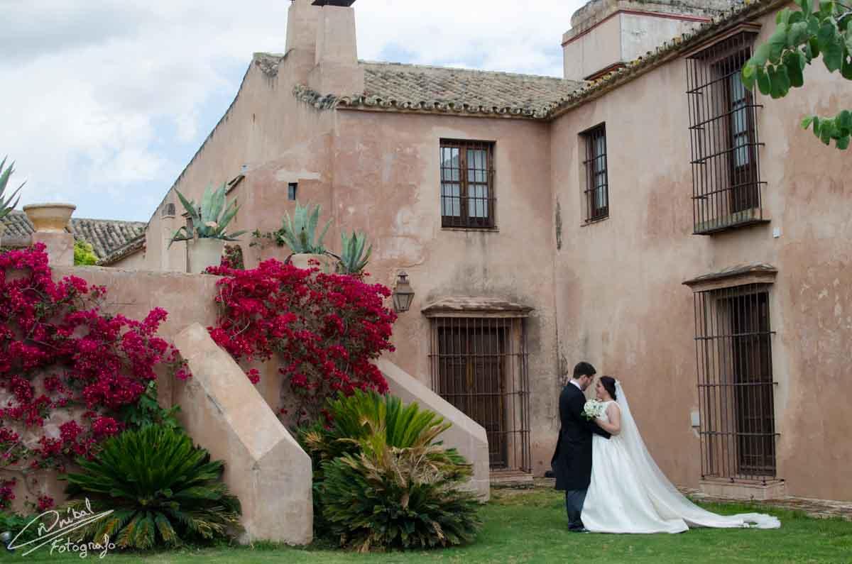haciendas para bodas en Sevilla: Hacienda los Molinillos