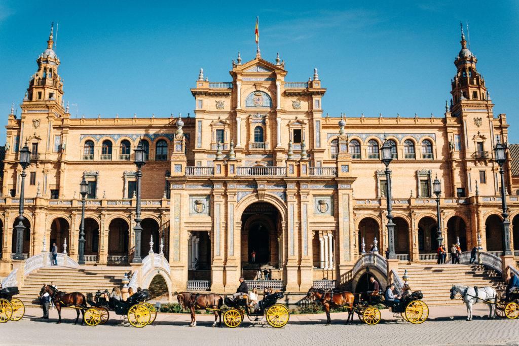 """DSF9814 - Asistimos al Wedding Club """"Aires de Sevilla"""" en el Hotel Alfonso XIII"""