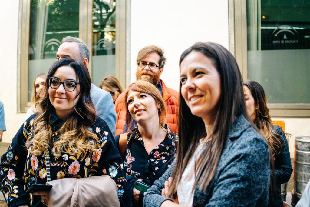 """DSF9923 - Asistimos al Wedding Club """"Aires de Sevilla"""" en el Hotel Alfonso XIII"""