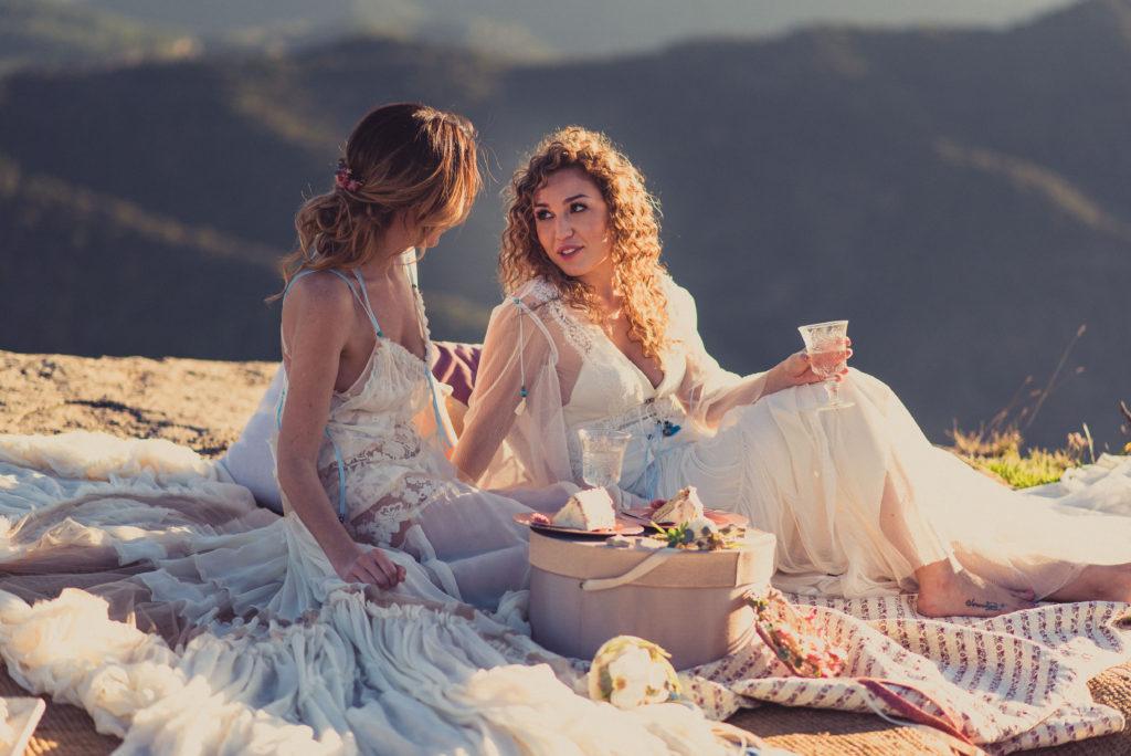 Elopement same sex 19 - El Elopement de Sira y Lorena: Ordinary Love