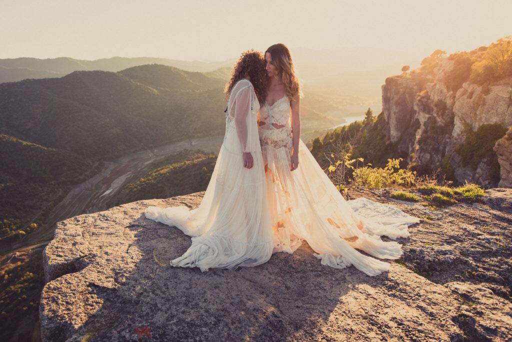 Elopement same sex 21 - El Elopement de Sira y Lorena: Ordinary Love