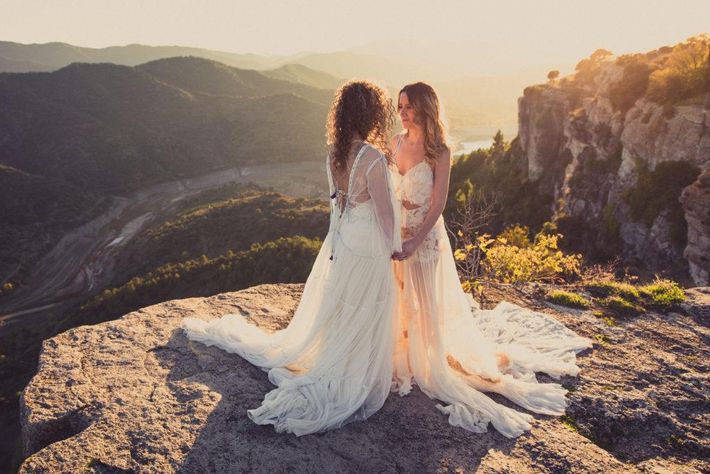 Elopement same sex 22 - El Elopement de Sira y Lorena: Ordinary Love