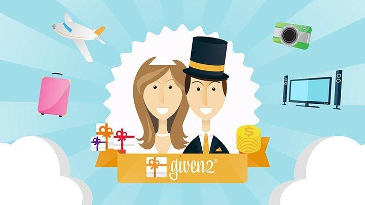 wedding 720 - Lista de Boda y Web: Dos en Uno