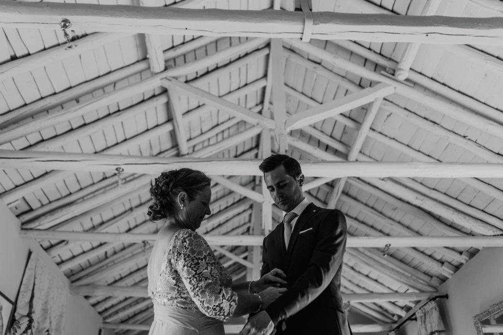 boda rustica con mascota 3 - Boda Campestre de Ainhoa y Adolfo con su Mascota