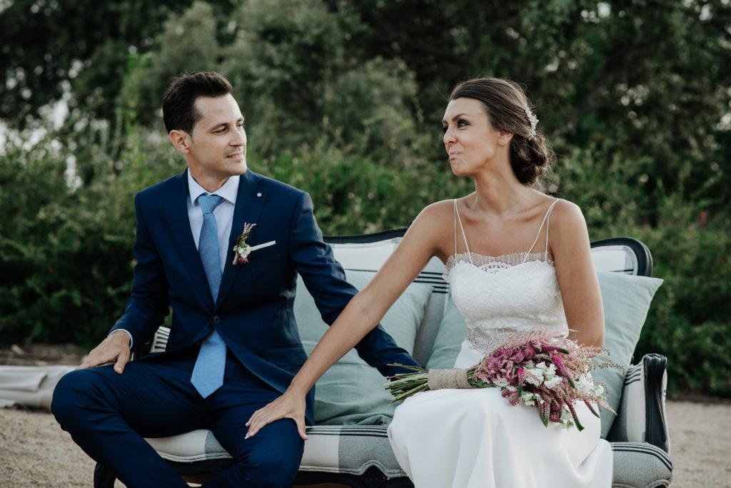 boda rustica con mascota 8 - Boda Campestre de Ainhoa y Adolfo con su Mascota