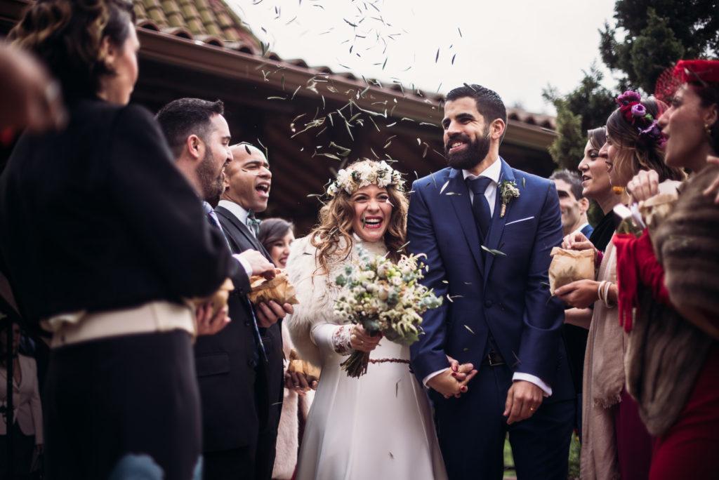 La boda r stica de tania y rober en el coraz n del pa s - Paredero quiros bilbao ...